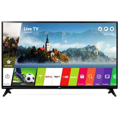 2438b132d45b0 Televisor Smart TV LED de 49 MARCA LG Televisor Smart TV FULL HD
